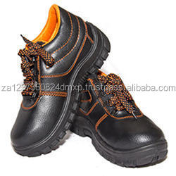 Quality Leather safety shoes protective working shoes/safety work boots