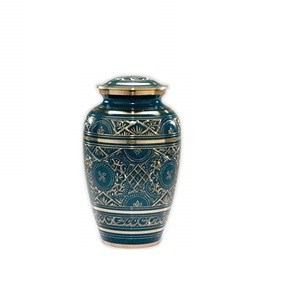 Solid Bronze Designer Decorative Cremation Urns
