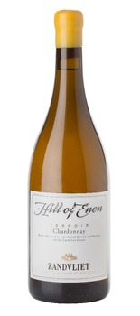 Zandvliet Hill of Enon Chardonnay Dry white Wine French oak matured from South Africa