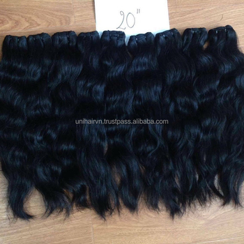 Best Price UniHair Products Double Draw High Quality Natural Wave Cambodian Virgin Human Hair