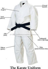 Kids Girls Martial Art wear karate suit Karate Uniforms