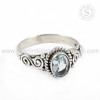 beautiful topaz gemstone silver rings wholesaler 925 sterling silver jewelry suppliers INDIA