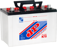 N70 (12V - 70Ah) Dry Charged Battery