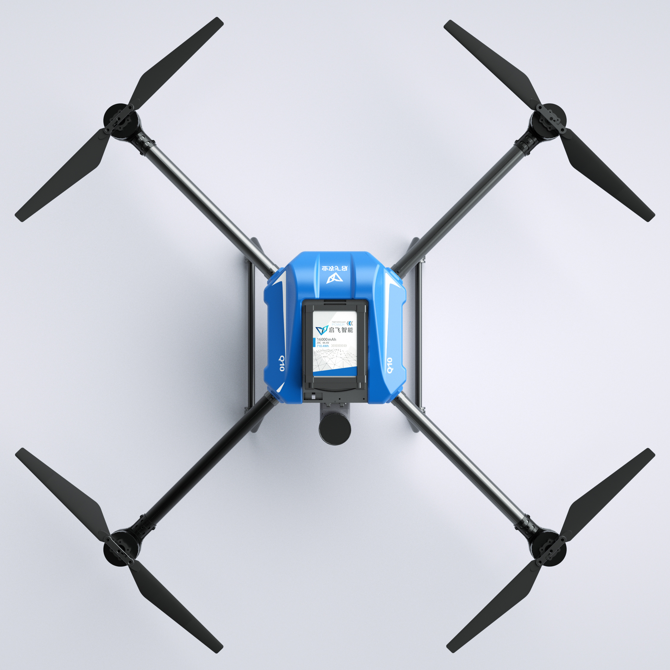 Reliable 10 L Plant Protection Drone <strong>Q10</strong> for Spraying Pesticides