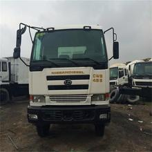 Japan Diesel Truck / 6X4 Nissan UD Used Dump Truck Tipper CWB459 With Cheap Price