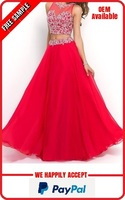 Fashionable Elegant women prom dress