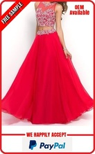 Fashionable Elegant women prom dress