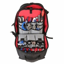 Wholesale Customized Portable Polyester Backpack Tool Bag For Tools