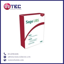 SAGE UBS Accounting Computer Software
