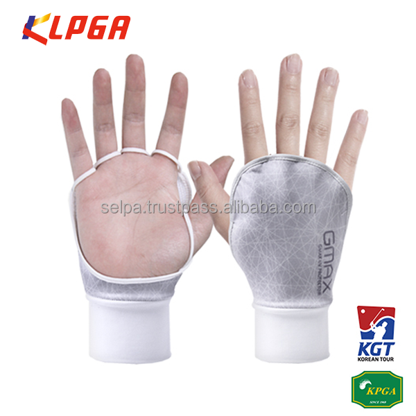 Korean Men's Golf Gloves UV Protection Sun Screen Golf Gloves