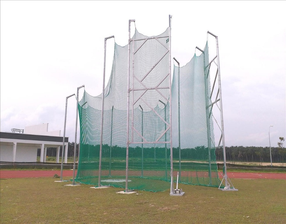 Aluminium Hammer Cage for Hammer Throw Game