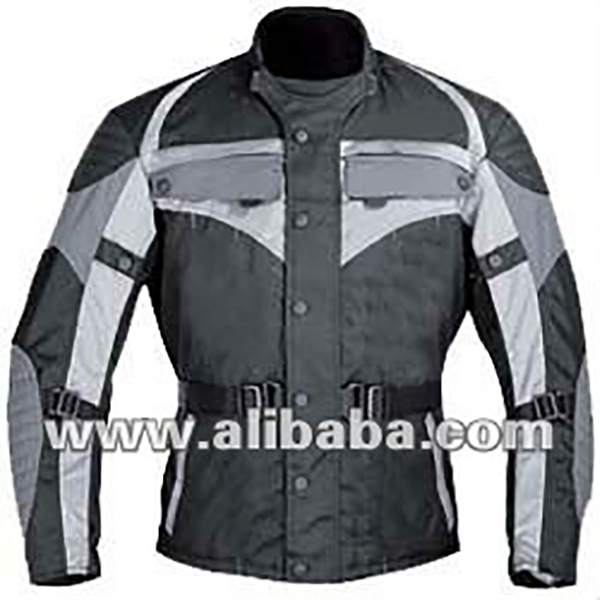 Long Motorcycle Jacket