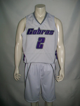 popular basketball uniform