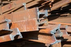 high quality Heavy Ferrous Metal Scrap/Used Rail scrap