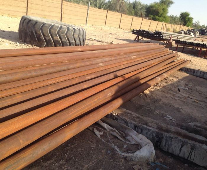 RD20 Drill Pipes - Used