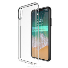[ Manufactured in India ] MTT Soft Jelly Back Case Cover For IPX - Crystal Clear