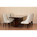Export Quality Modern Design Dining Room Table Set