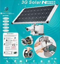 3G,4G SURVEILLANCE CAMERA WITH SOLAR SYSTEM