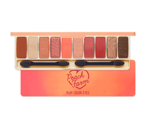 [Etude house] PLAY COLOR EYES PEACH FARM eye shadow color collection palette