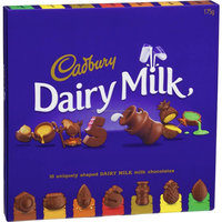 Cadbury Dairy Milk Assortment Chocolate 175g Gift Box (Made in Australia)