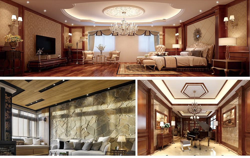 Interior Building Material PVC Decorative Marble Wall Panel
