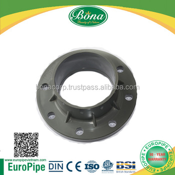 Flange UPVC PIPE uPVC Pipe best price hot sale in South America, Southeast Asia pipe fitting
