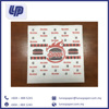 Greaseproof Burger Wrapping Paper Red From Malaysia
