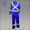 FR coverall, flame resistance coverall with reflective tap