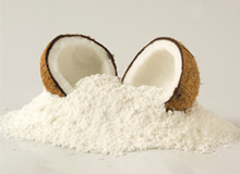 Low Fat Desiccated Coconut -Fine Grade