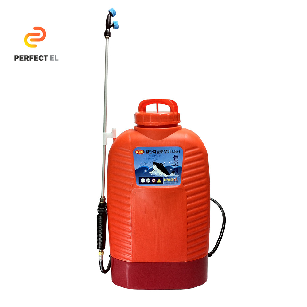 Korea products wholesale portable agricultural lithium battery knapsack sprayer
