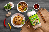 HIGHT QUALITY - RICE NOODLE - RICE VERMICELLI - RICE STICK - DUY ANH FOODS