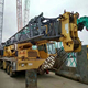 Four section booms 38.1m lifting height used Grove 80t TMS800B hydraulic truck mobile crane