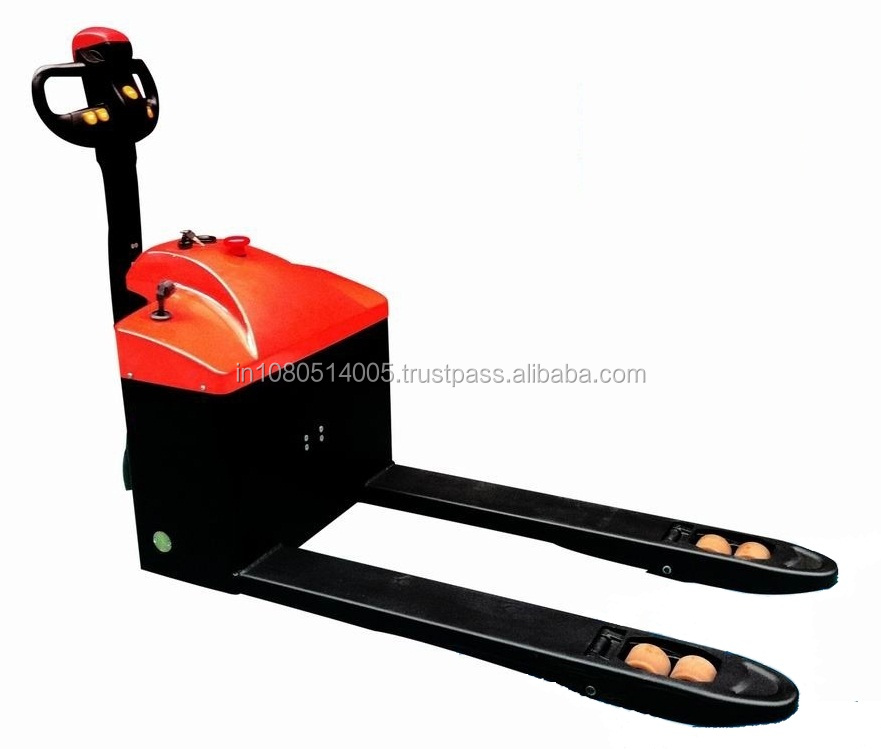 ISO Certified 2.5 Ton Power Pallet Truck