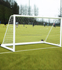 Portable Football Goal Post with wheels