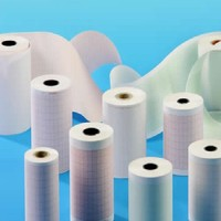 80*65mm high quality good condition packing thermal paper roll,Cash Register Paper Type thermal