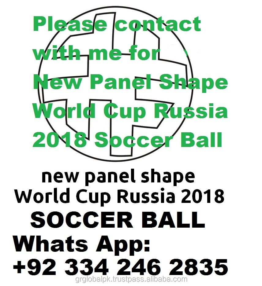 Telstar 18 The Official Match Soccer Ball of the 2018 World Cup Russia 2018 Size 5 6 Panel 6