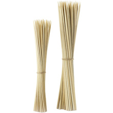 Disposable BBQ Bamboo Stick Bamboo Skewers
