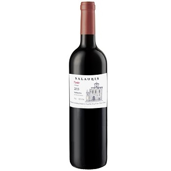 De Muller SALAURIS TINTO CRIANZA Spanish Red Wine DO Tarragona (WE DO NOT OFFER TO HOLLAND AND GERMANY)