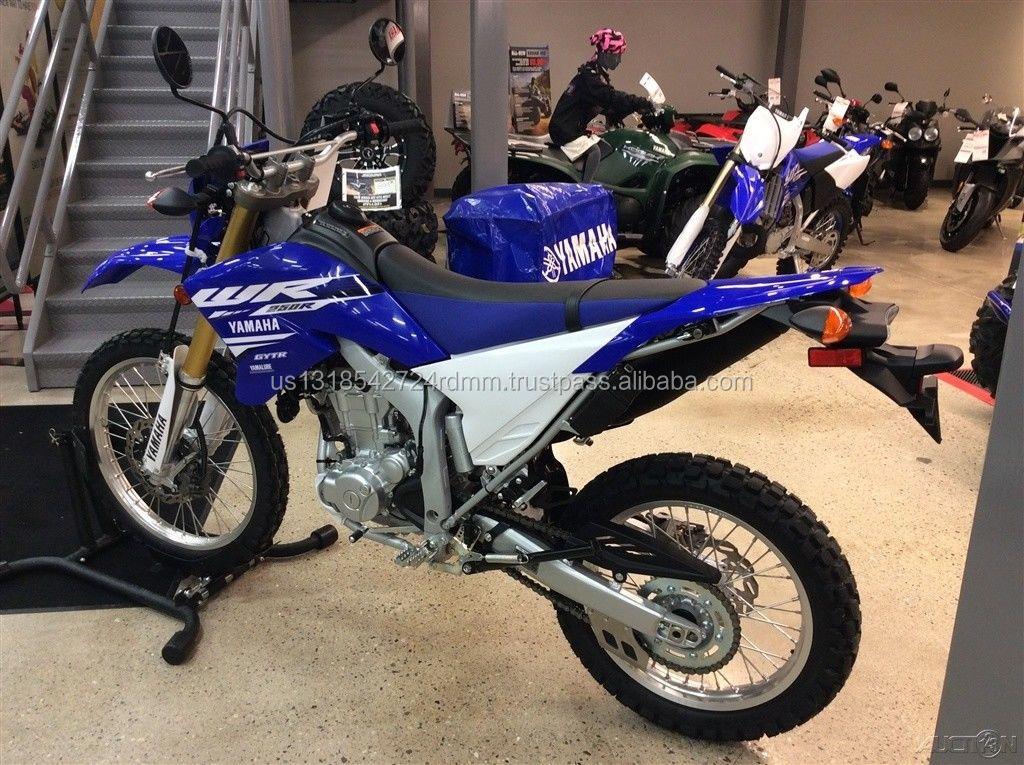 Factory Sealed 100% Authentic 2018 YZ-250F Standard DOHC 4-stroke