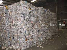 43 Coated Book Stock waste paper