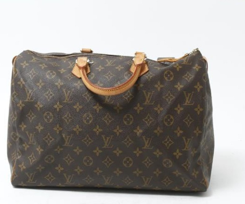 Used brand Handbag LOUIS VUITTON monogram M41522 Speedy Hand bags for bulk sale.