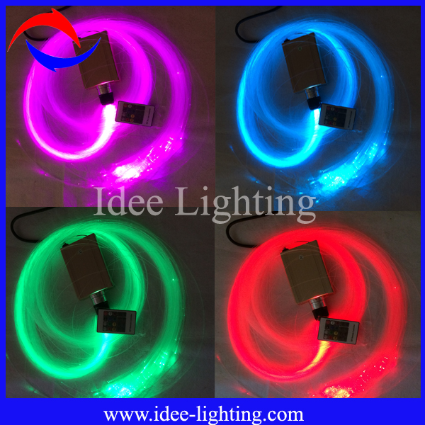 new color changing LED fiber optic pictures