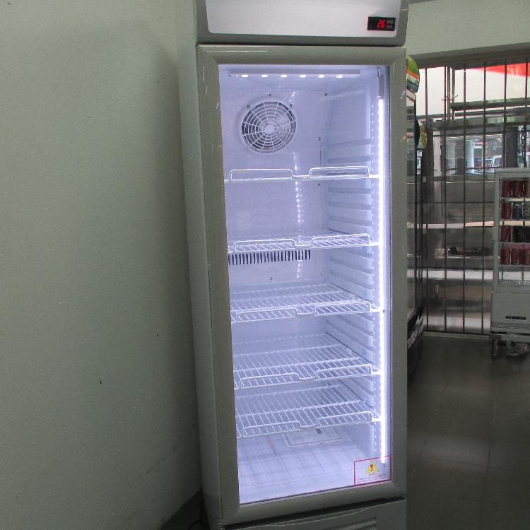 commercial refrigeration Frisco Upright Display Chiller/freezer