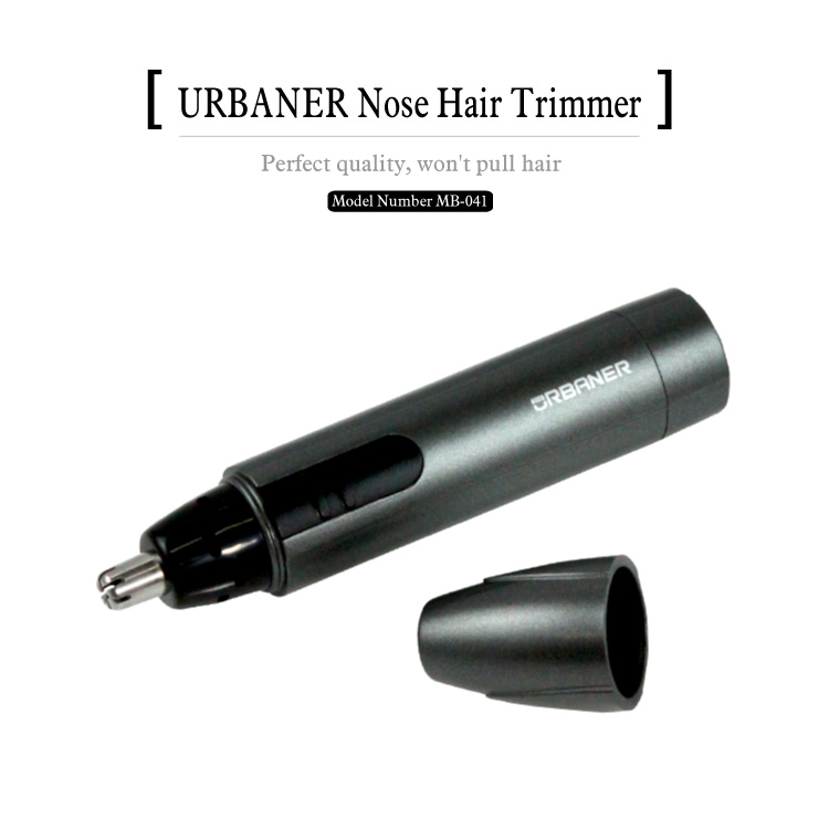 Wholesale MB-041 Electric Cordless Nose Ear Hair Trimmer For Test Order