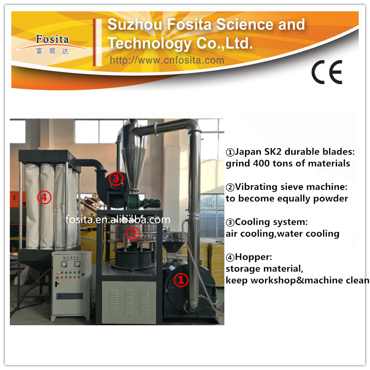 2017 Lastest Technology Pulverizer Machine with Factory Price