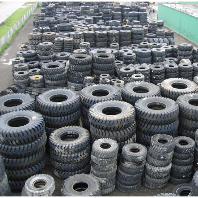 Used Trucks/ Passenger Car Tires (All Sizes)