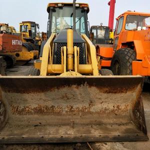 Used original JOHN DEERE 710G backhoe loader for sale/John Deere 710 backhoe loader