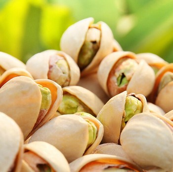 100% Organic and Natural Pistachio Nuts