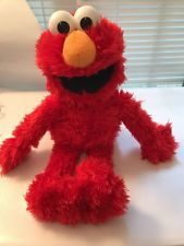BUY LOVE 2 LEARN ELMO - Sesame Street TALKS SINGS PLAYS - 16 inch Doll Toy to 2017