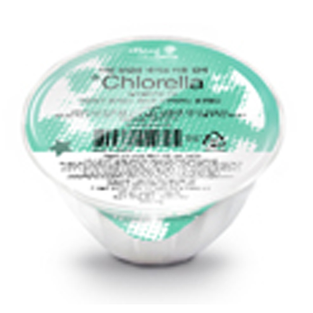 Ettang Modeling Take out Cup Pack Chlorella face and neck Mask